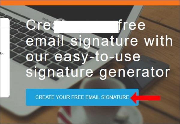 Gmail tạo chữ ký đẹp