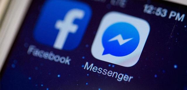 Mở ứng dụng Messenger