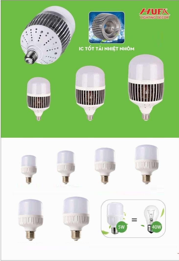 Mua đèn hufa chính hãng ở đâu uy tín và chất lượng?