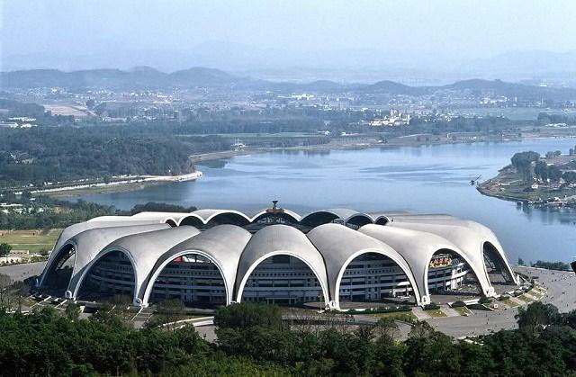 Sân vận động Rungrado May Day ( Triều Tiên)