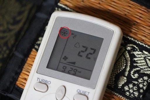 Những ngày nắng nóng, bạn nên bật chế độ Cool thay vì Dry