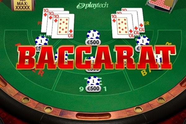 Bài Baccarat thu hút người chơi ngay từ các quy tắc
