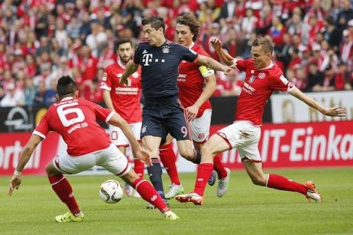 Mùa giải bóng đá Đức sôi động