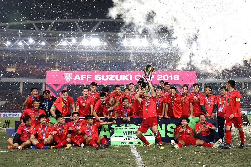 Giải AFF Cup mấy năm tổ chức 1 lần