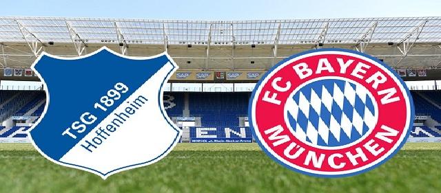 Hoffenheim VS Bayern 20h30 ngày 27/9