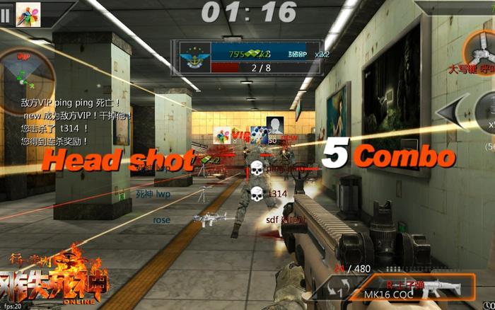 Đừng nên bỏ lỡ game bắn súng online hay nhất dành cho điện thoại