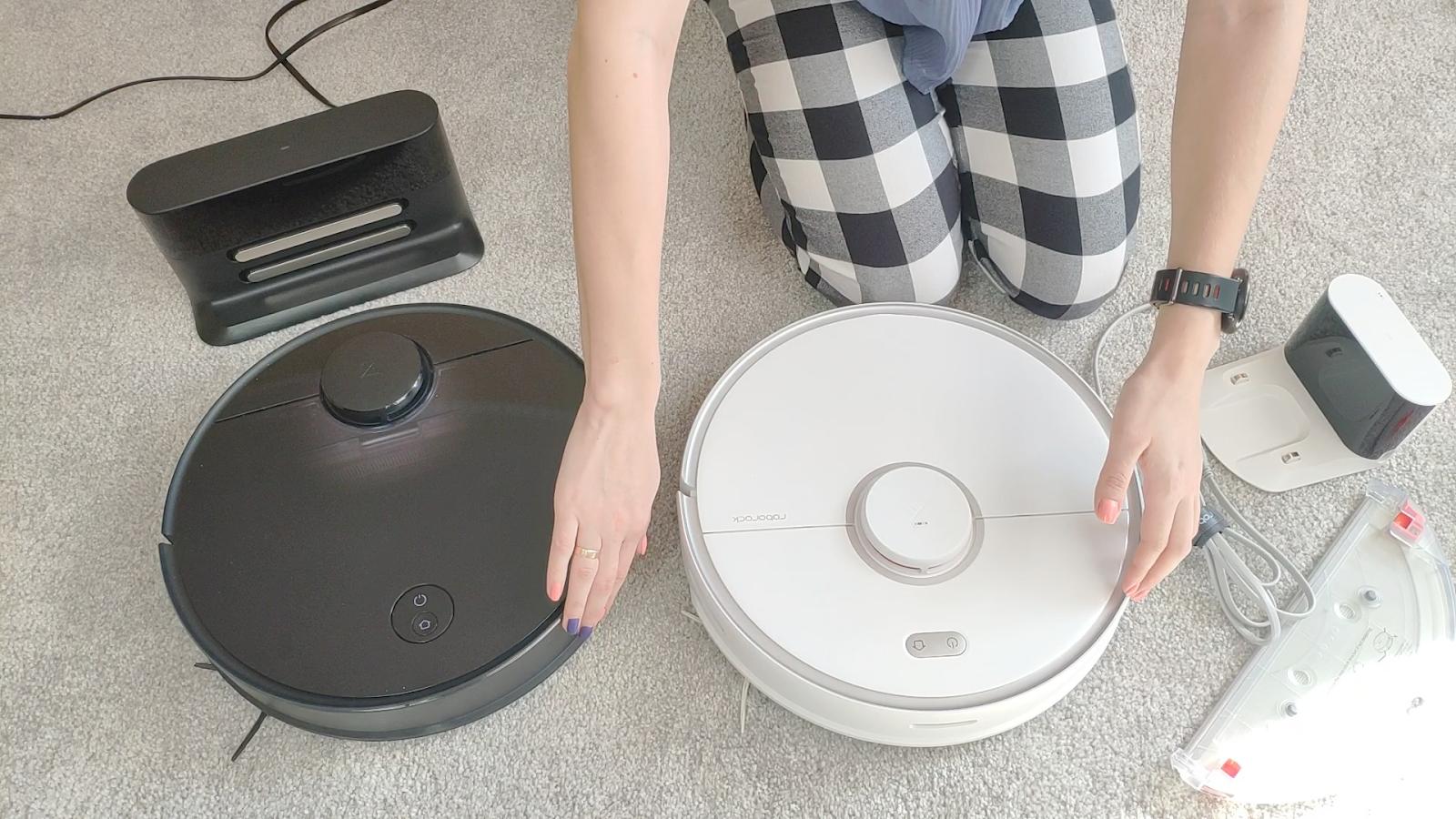 Các dòng Robot hút bụi của Xiaomi Mi Robot Vacuum.