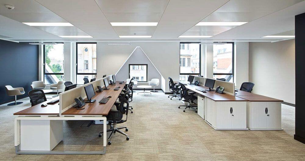 TOZ - đơn vị bán nội thất văn phòng uy tín, giá rẻ