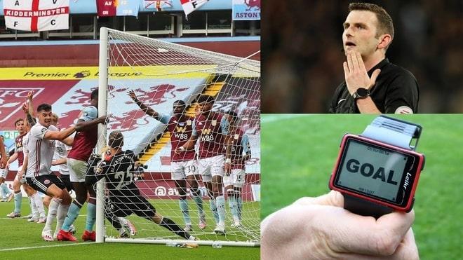 Cơ chế hoạt động của công nghệ Goal Line