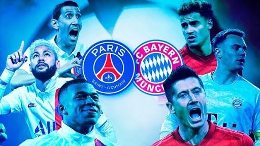 Thông tin trận Bayern - PSG