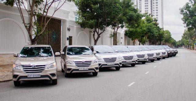 Có nhiều yếu tố chi phối giá cho thuê xe tự lái Hà Nội