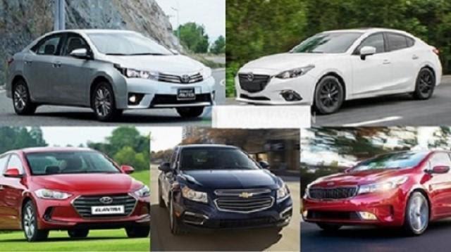 Khi thuê xe tự lái Hà Nội bạn có nhiều xe để lựa chọn