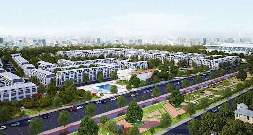 Hạ tầng giao thông ngày càng được hoàn thiện và phát triển