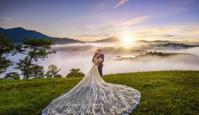 studio chụp hình cưới uy tín tại đà lạt 1