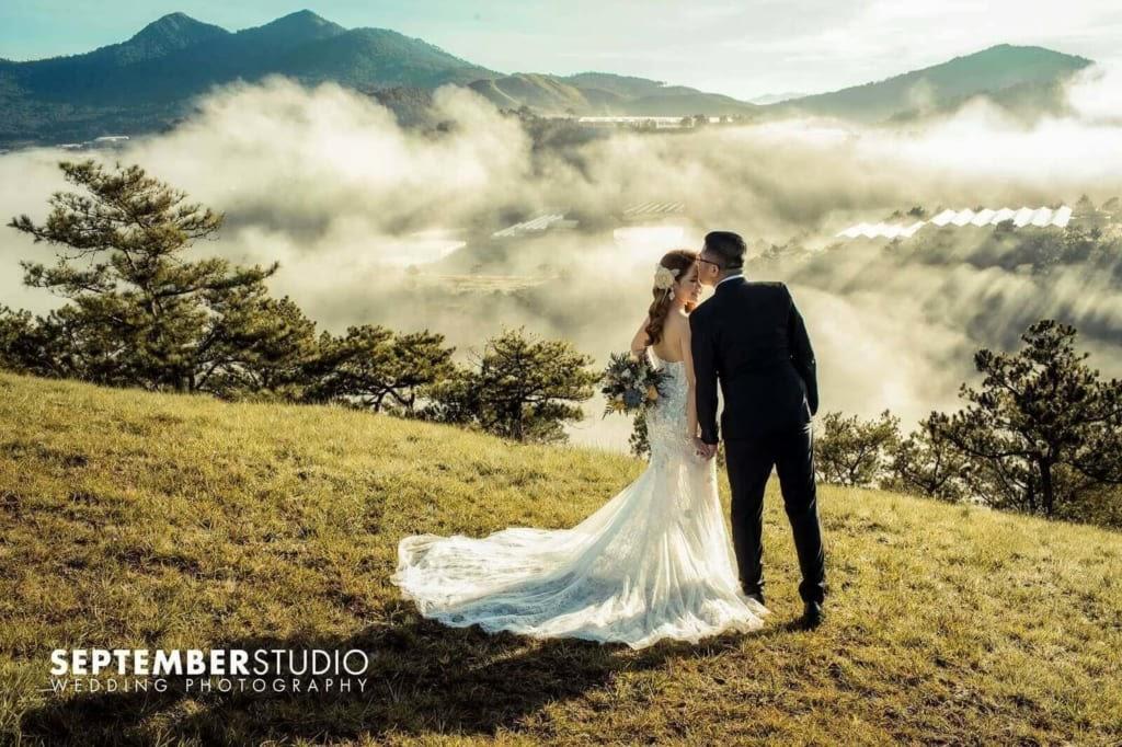 studio chụp hình cưới uy tín tại đà lạt